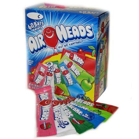 airheads assorted