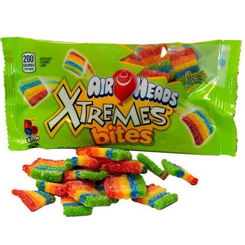 Airheads Xtremes Bites 2oz bags