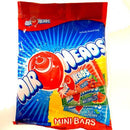 Airheads Mini Bars 4.2oz bags