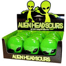 Alienhead Sours Candy and Tins