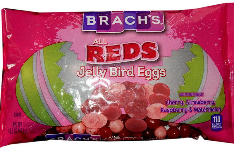 All Reds Jelly Bird Eggs
