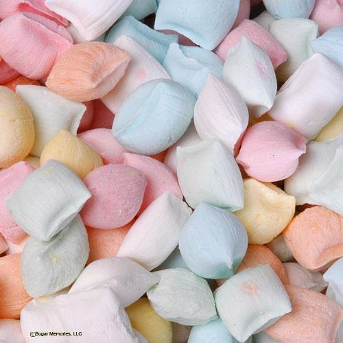 assorted pillow mints