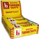 banana bonomo Turkish Taffy 24 bars