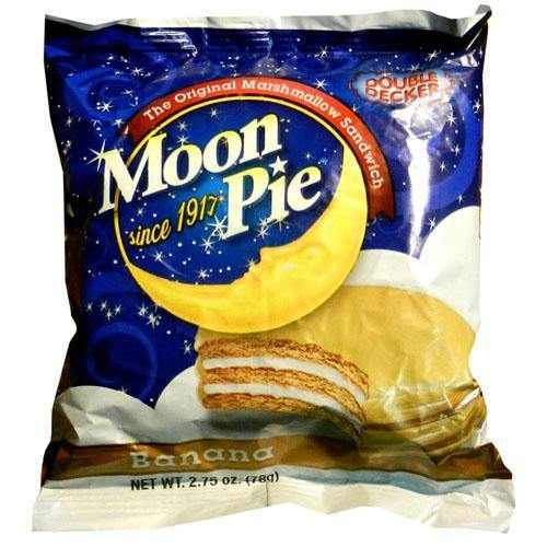 Banana Moon Pie Double Decker