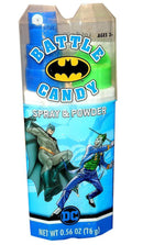 Batman Candy Spray and Powder