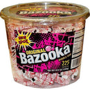 Original Bazooka Bubble Gum 225ct tub
