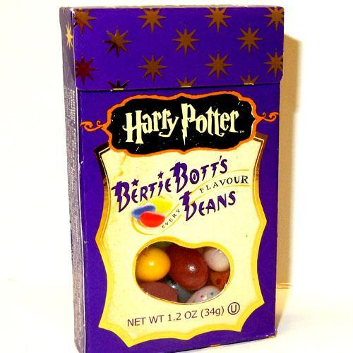 Harry Potter Bertie Botts Every Flavour Beans