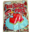 big slice cherry lollipops