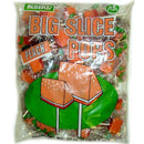 big slice peach lollipops