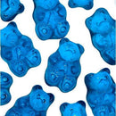 blue raspberry gummi bears