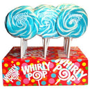 blue whirly pops