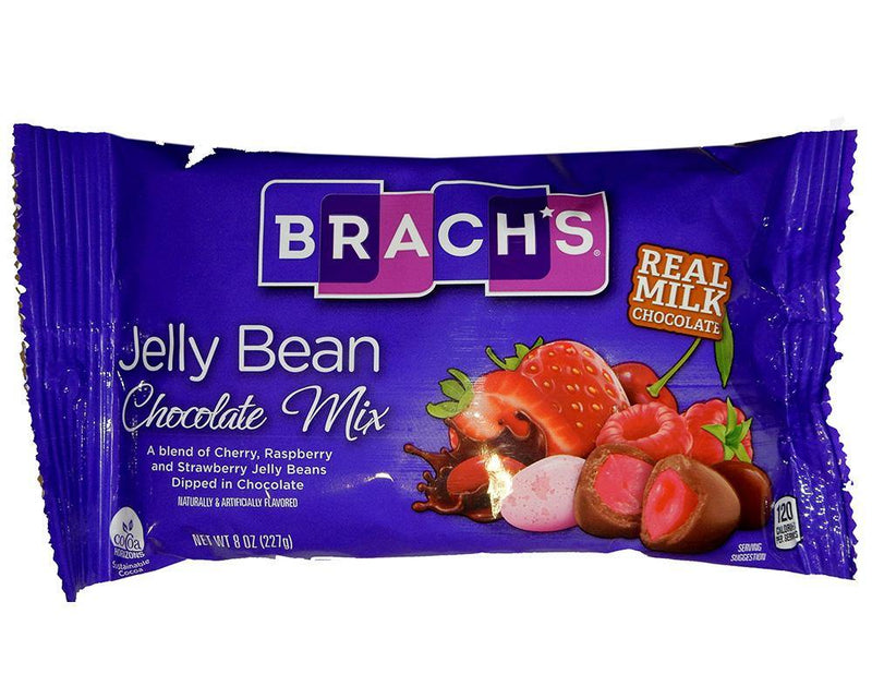 Brach's Jelly Bean Chocolate Mix