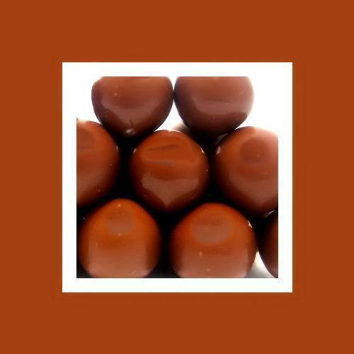 brown candy sixlets