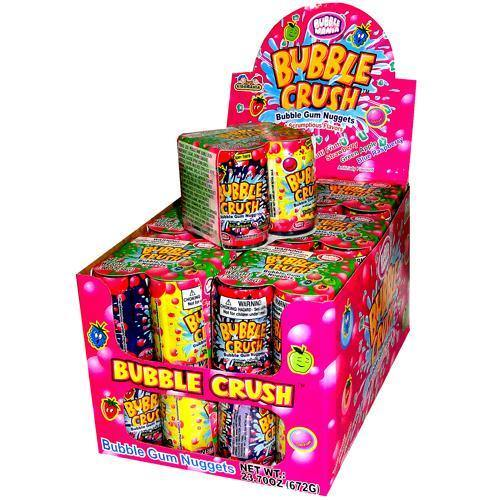 bubble crush gum