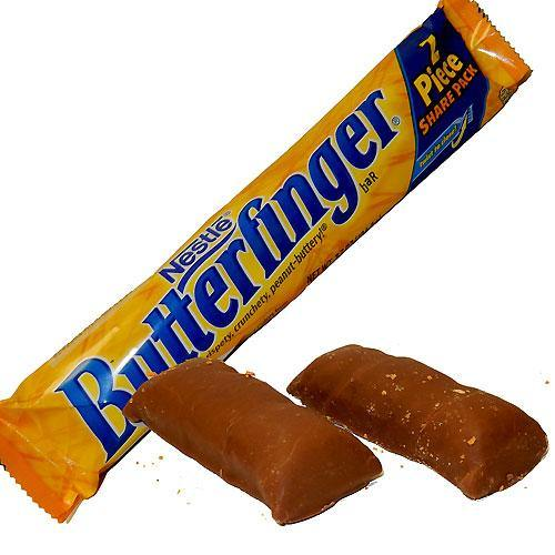 Butterfinger King Size Candy Bars