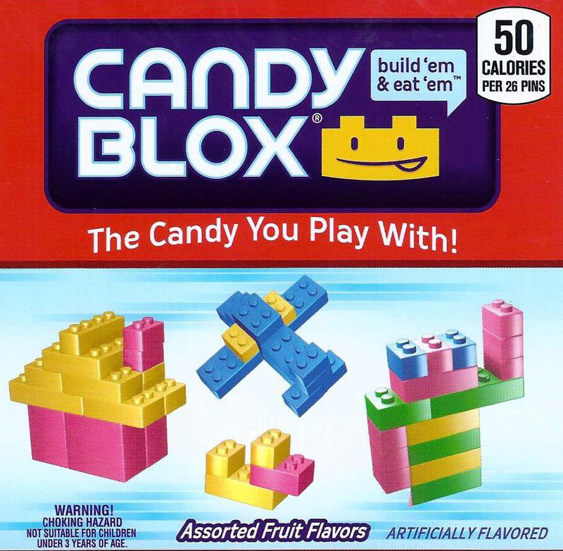 Candy Blox Nutritional Info