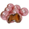 Pink Foil Wrapped Caramel Filled Chocolate Balls