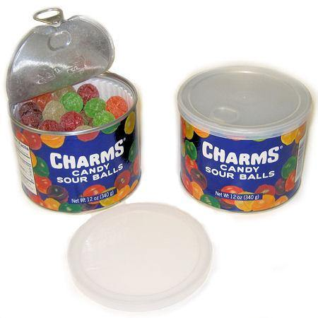 charms sour balls tins