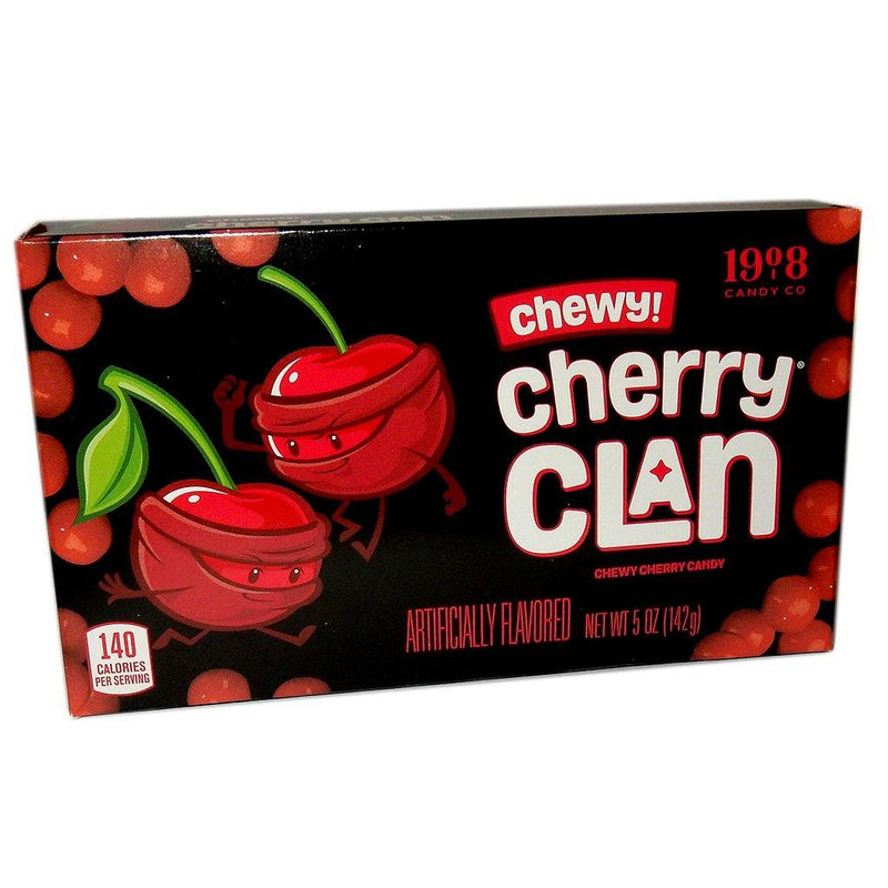 Cherry Clan chewy Cherry Candy