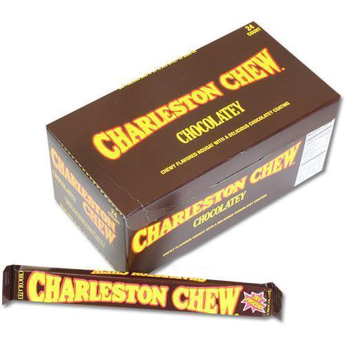 Chocolate Charleston Chew  Retro Candy Bars