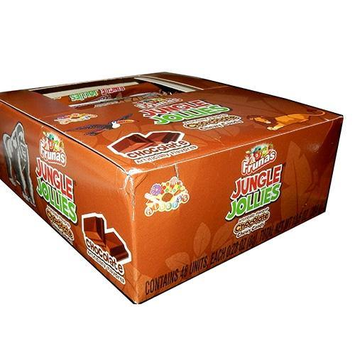 Chocolate Jungle Jollies
