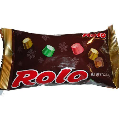 chrsitmas color rolo holiday candy