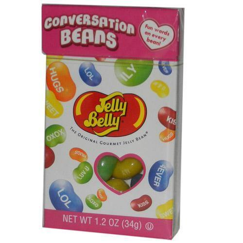 Conversation Beans jelly belly beans