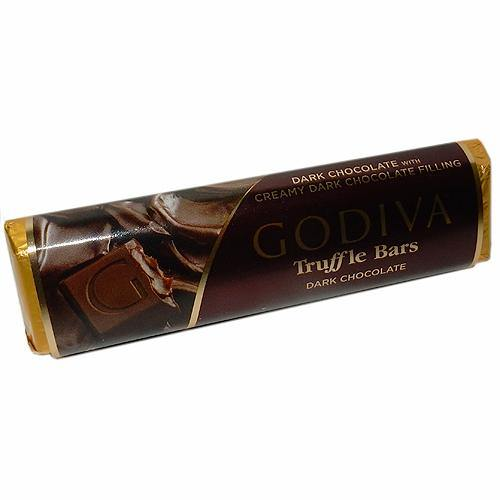 Godiva Dark Chocolate Truffle Bars