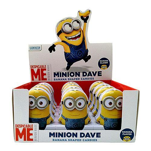Dave the Minion Candy tins