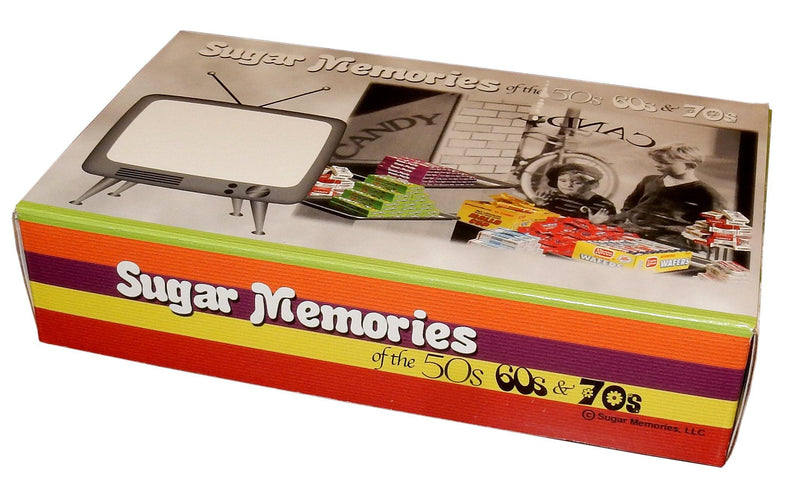Retro Sugar Memories of the 50s, 60s, and 70s