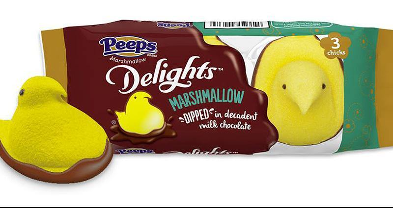 Yellow Chicks in Milk Chocolate 3 pack