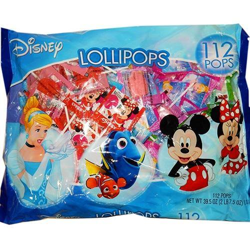 Disney Halloween Lollipops