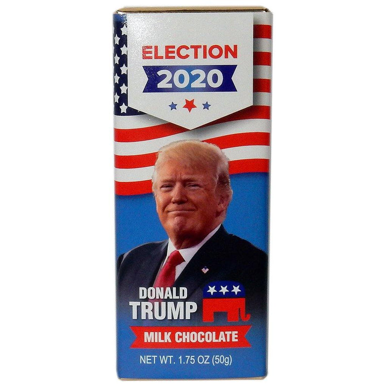 Election 2020 Donald Trump themed Chocolate Bar