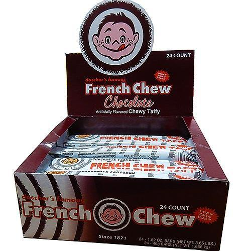 Doscher's French Chew Chocolate Taffy