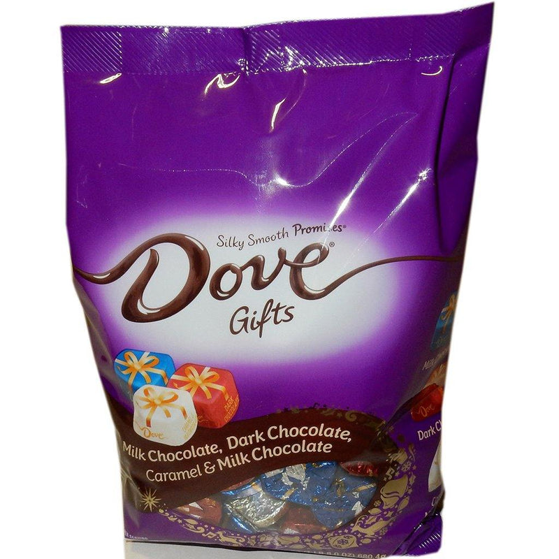 Dove Candy Gifts Holiday Assortment - 24 oz bag
