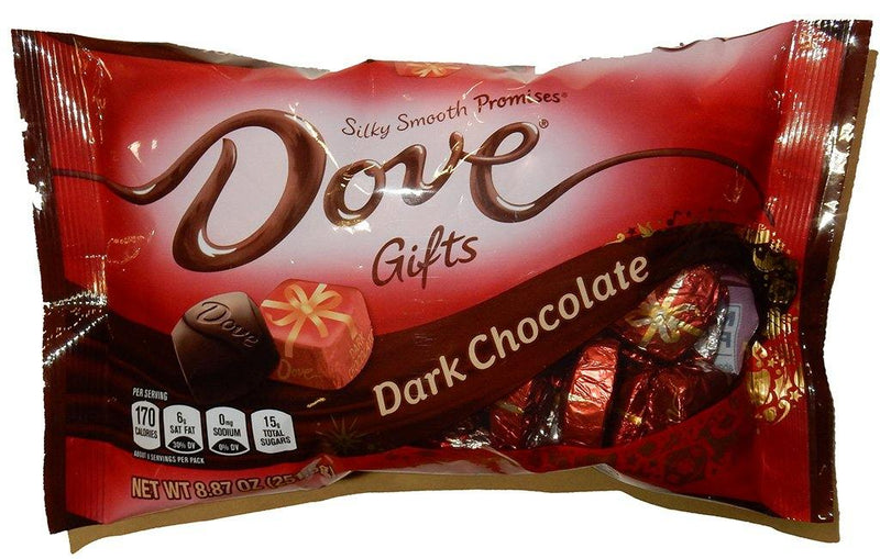 Dove Holiday Dark Chocolate