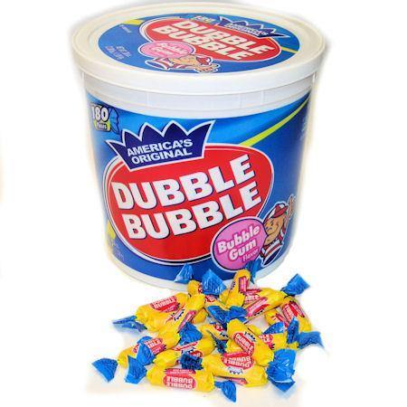 dubble bubble assorted original