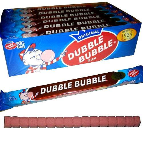 Dubble Bubble Big Bars