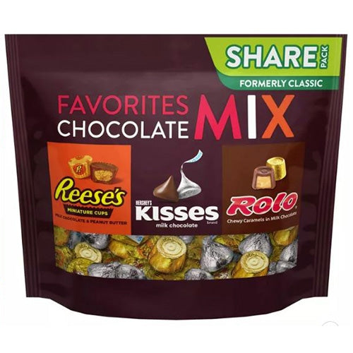 Hershey's Favorites Mix Share pack