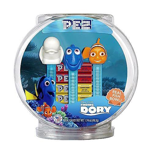 Finding Dory Pez Fish Bowl