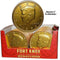 fort knox gold covered chocolate medallions