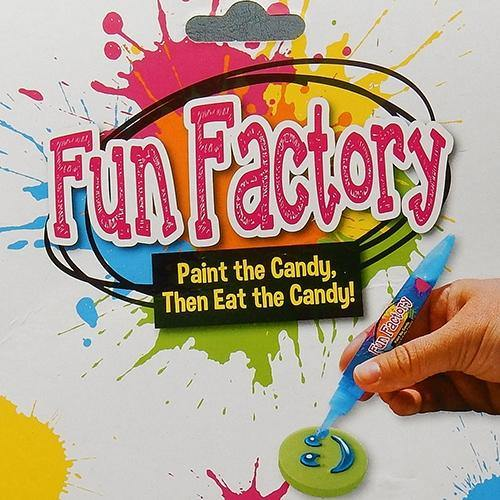 Paint The Candy Fun Factory