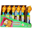Garfield HeadButt Candy Lollipops- 12ct box