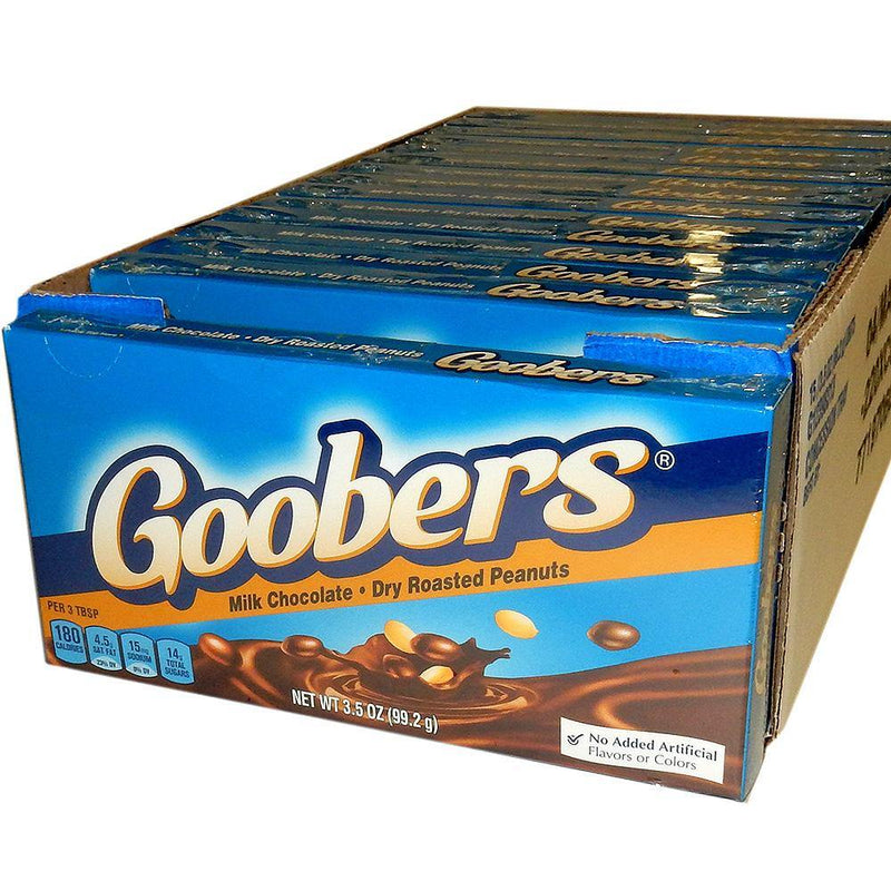 Goobers Candy in a Theater Size