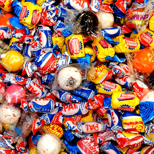 Halloween Assorted Gum Treat Mix