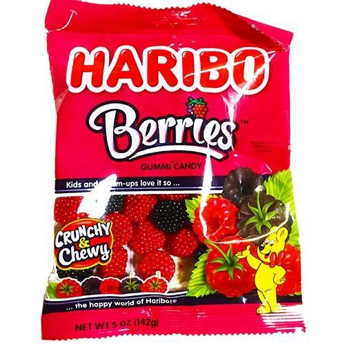 Haribo Berries Gummi Candy