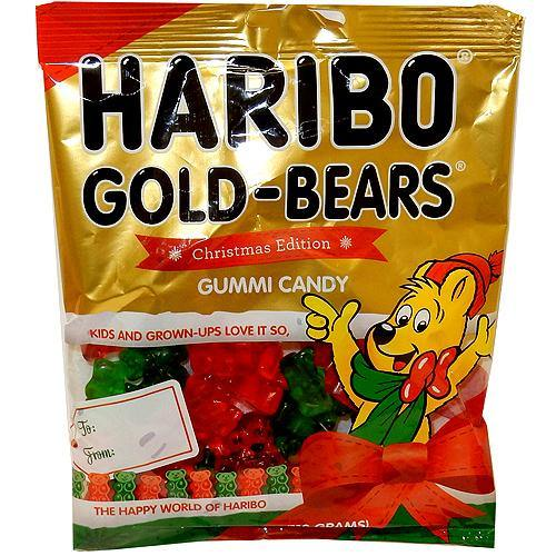 Haribo Holiday Gummi Bears