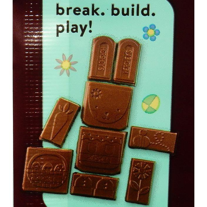 Hershey's Build-A-Bunny