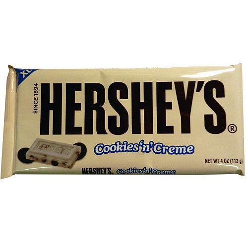 hersheys cookies n cream theater candy