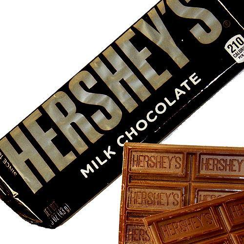 Original Hershey's Milk Chocolate Candy bar